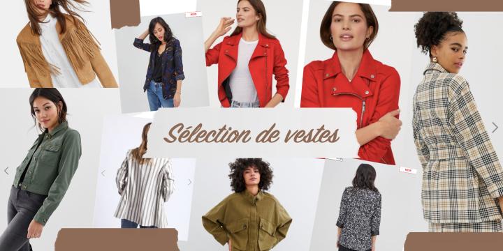 Zoom sur les nouvelles collections – Pt. 2, lesvestes