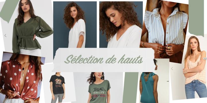 Zoom sur les nouvelles collections – Pt. 3, leshauts