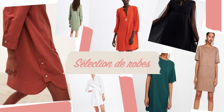 Zoom sur les nouvelles collections – Pt. 5, lesrobes
