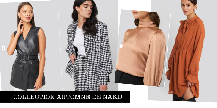Collection automne de Nakd